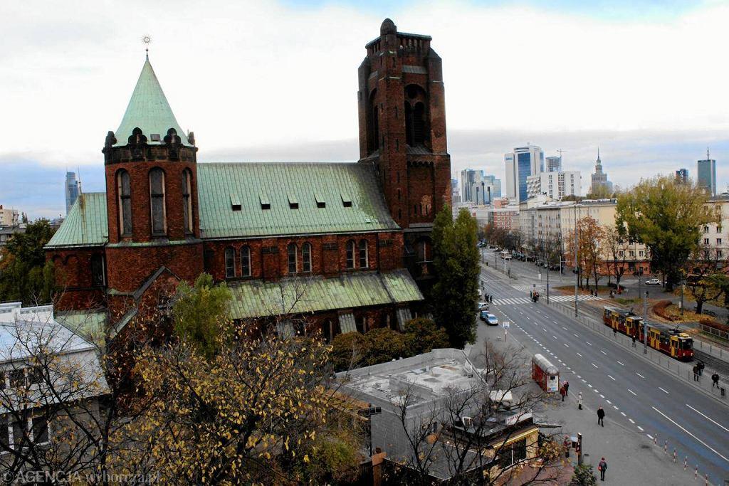 Kościół Niepokalanego Poczęcia NMP przy pl. Narutowicza