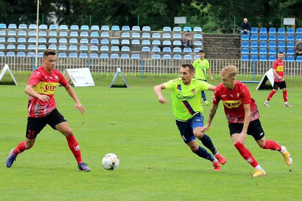Zdjęcie numer 46 w galerii - Warta nie miała szans w meczu ze Ślęzą Wrocław. Pozostaje bez żadnej zdobyczy na swoim boisku [ZDJĘCIA]