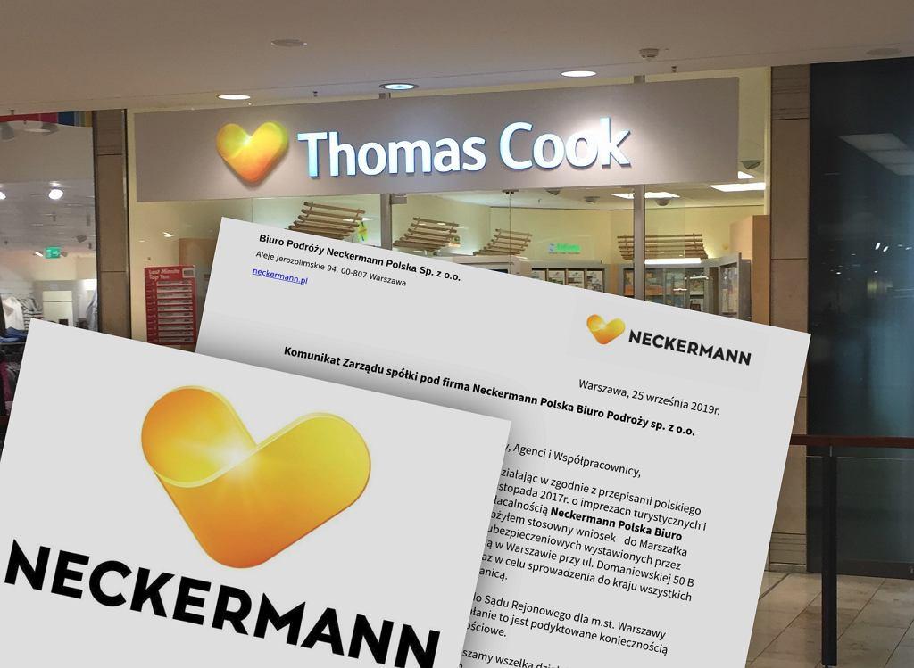 Neckerman Polska ogłasza niewypłacalność
