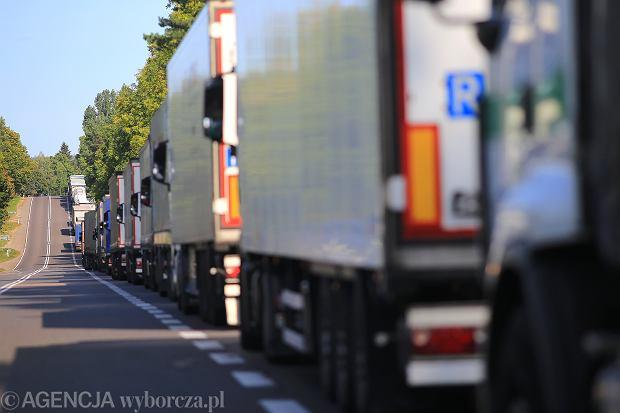 Krach grozi przewoźnikom drogowym, tysiące miejsc pracy zagrożone. A rząd śpi