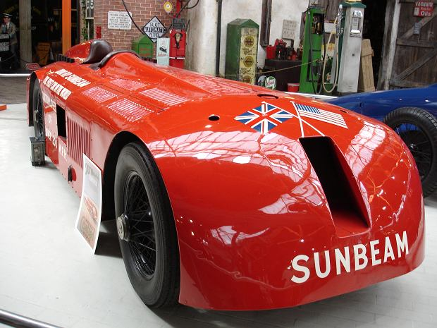 Sunbeam1000HP | Henry Segrave