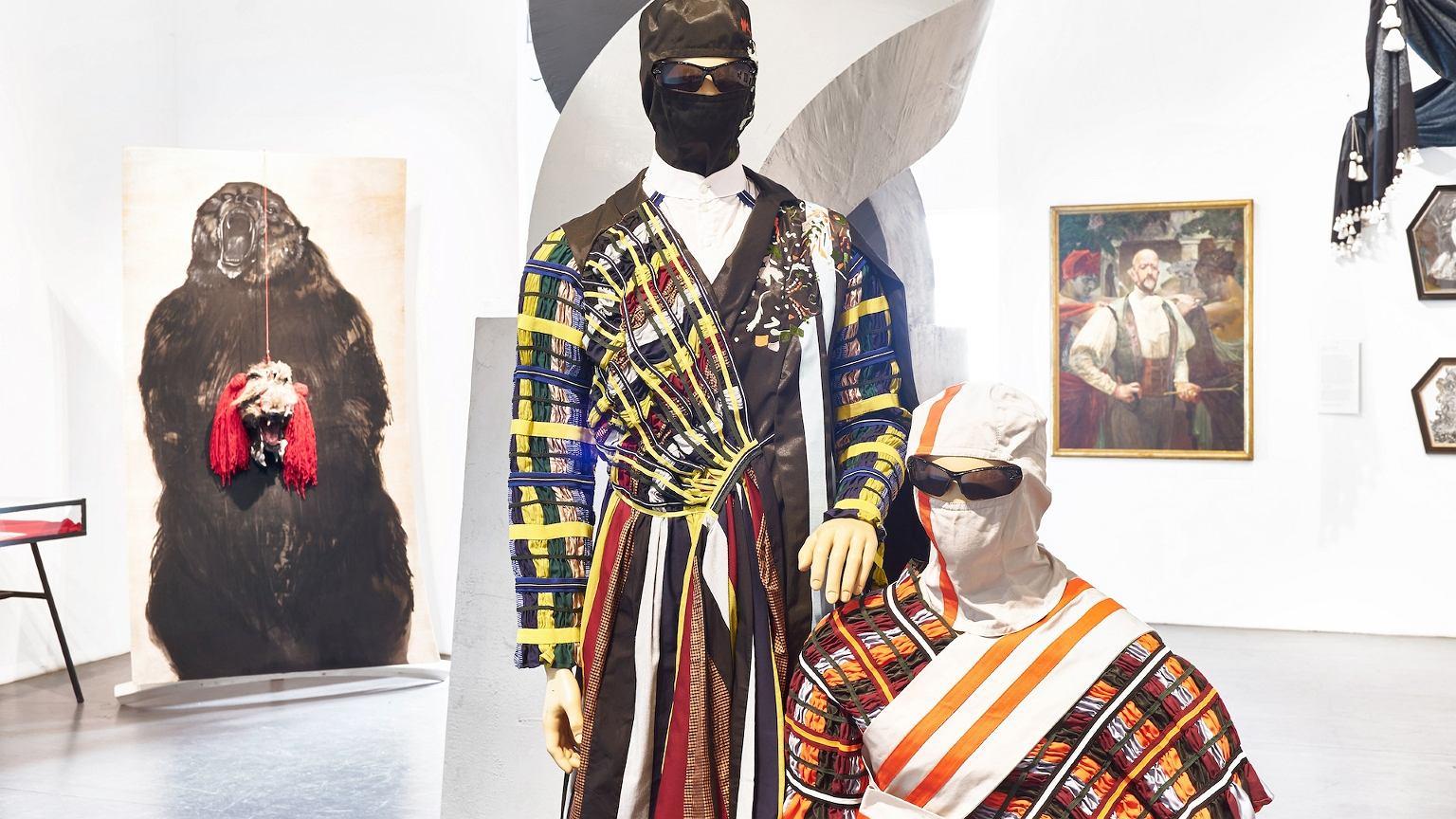 Wystawa 'Wielcy sarmaci tego kraju/Wielkie sarmatki tego kraju'