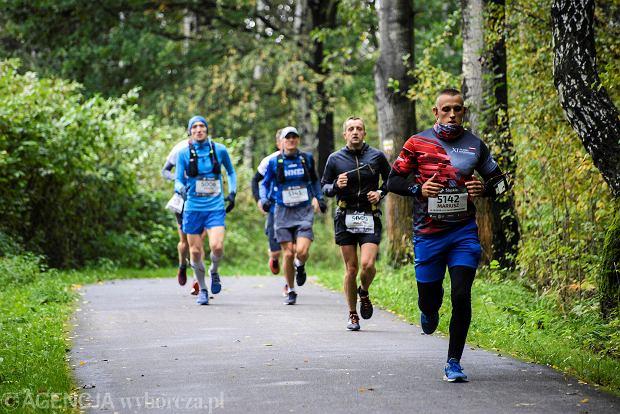 Zdjęcie numer 24 w galerii - Silesia Marathon. Chłód i wiatr niestraszne, rekord pobity! [ZDJĘCIA]