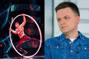 Szymon Hołownia komentuje wypadek uczestnika 'Mam talent'
