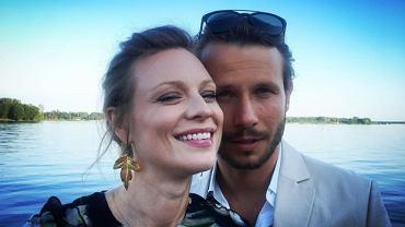 Magdalena Boczarska, Mateusz Banasiuk