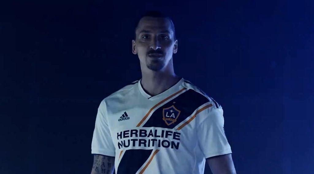 Zlatan Ibrahimović w LA Galaxy