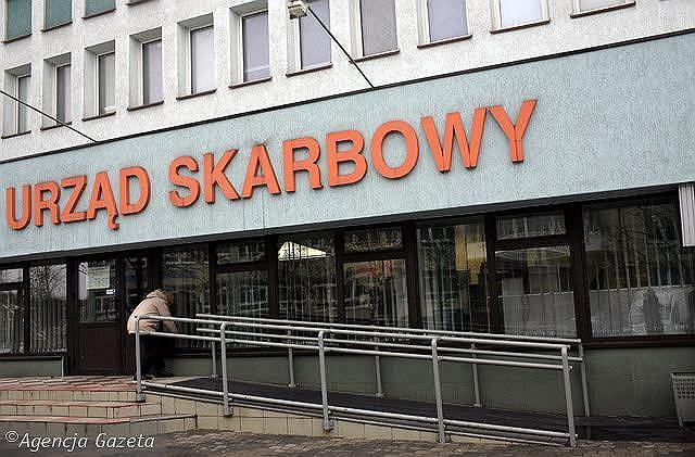 Urząd Skarbowy (zdjęcie ilustracyjne)