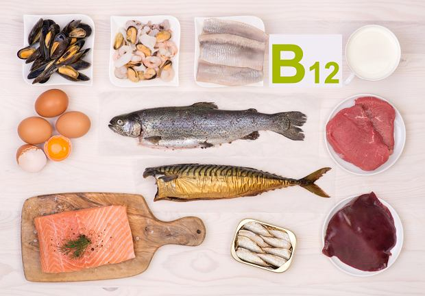 Witamina B12 - właściwości, źródła, niedobory