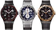 Zegarki: kolekcja Porsche Design, Zegarki z kolekcji Porsche Design:  P'6310 Flat Six Automatic, moda męska, zegarki, porsche, kolekcje
