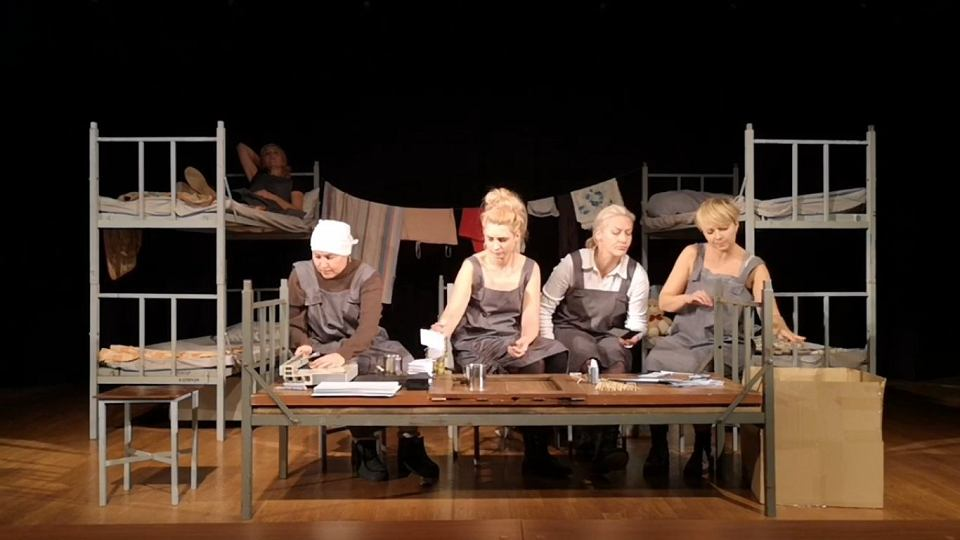 Teatr BaWiMo wspiera Białorusinów walczących o demokrację i 19 października zagra przedstawienie 'Inna' charytatywnie