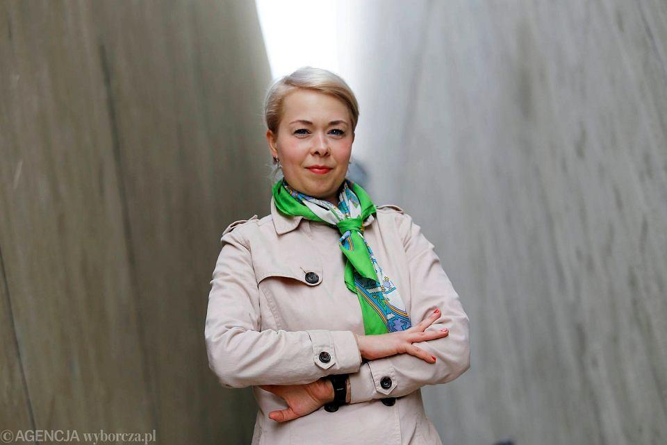 Monika Dejnecka z Radia Zet Gold, koordynatorka akcji Płock za pół ceny