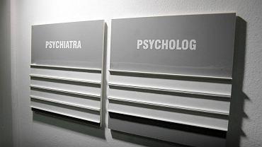 Klinika psychiatrii w jednym z warszawskich szpitali