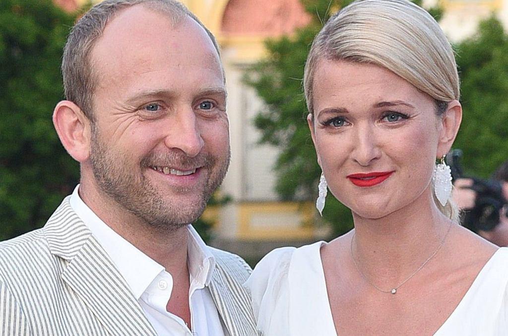 Borys Szyc, Justyna Nagłowska
