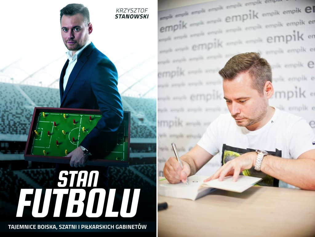 (fot. materiały prasowe / Piotr Herzog / empik.com)