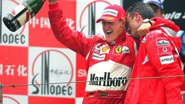 Najnowsze informacje ws. Michaela Schumachera.