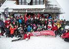 Winter Camp 2013. Karnawał w śnieżnej jamie na Turbaczu