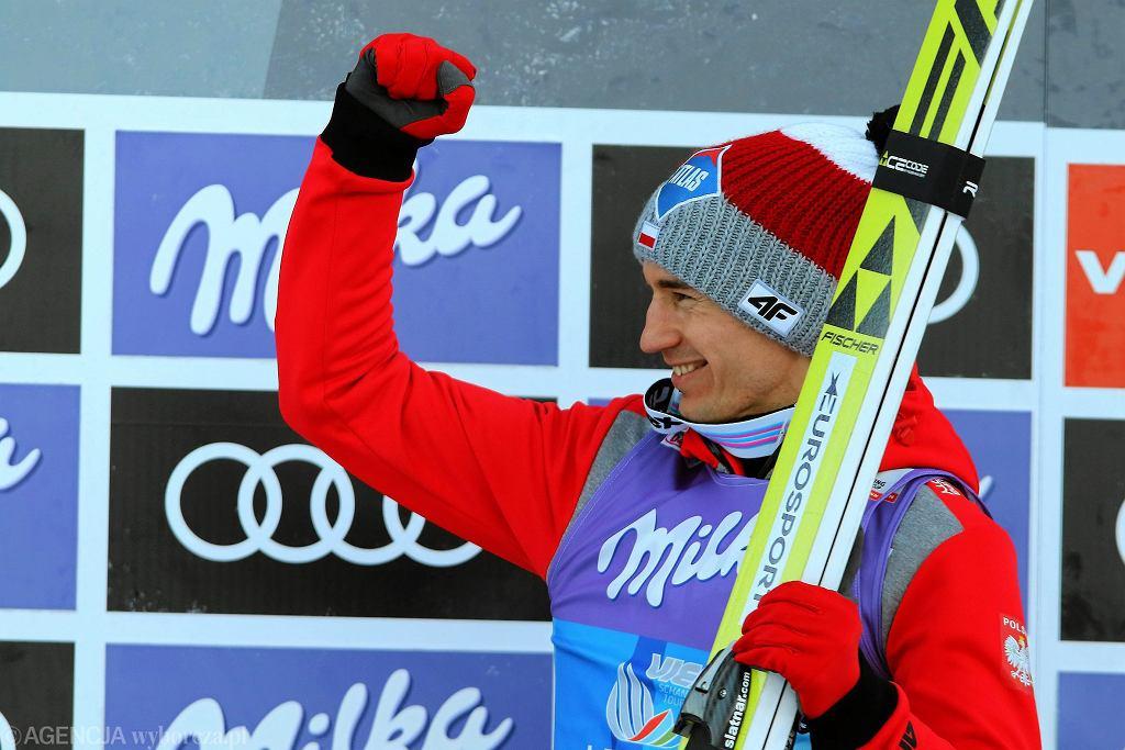 Konkurs w Garmisch-Partenkirchen