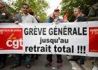 Francja: Strajków przeciwko prawu pracy ciąg dalszy. W tym tygodniu pora na transport