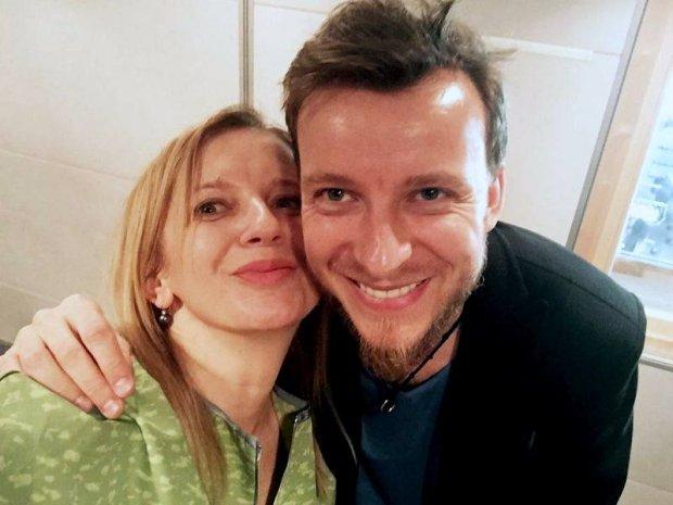 Marzena Rogalska i Piotr Kupicha