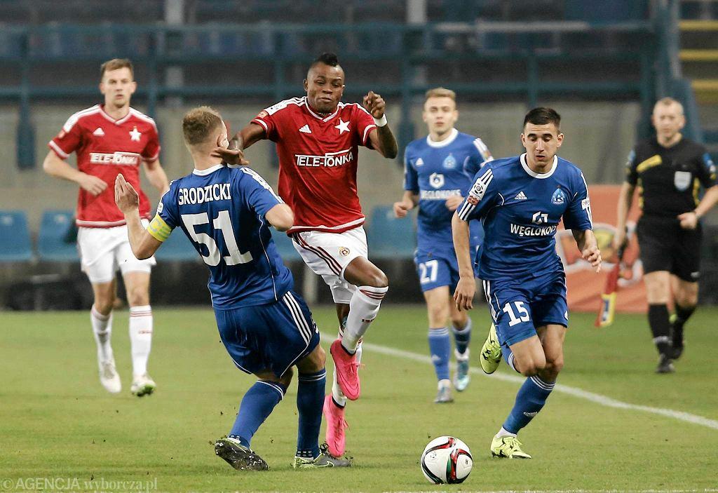 Wisła Kraków - Ruch Chorzów 0:0
