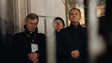 Paweł Adamowicz nie żyje. W Gdańsku zorganizowano wiec przeciwko przemocy i nienawiści. Tłumy mieszkańców żegnały prezydenta Adamowicza.