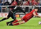 Liga Mistrzów. Wichniarek dla Sport.pl o Bayern - Real:  To był jakiś błąd Roberta. Był zbyt spięty, jakby coś chciał udowodnić