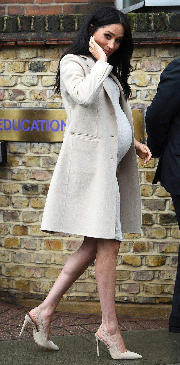 Zdjęcie numer 5 w galerii - Meghan Markle walentynki spędzi bez księcia Harry'ego. Pałac Kensington na Twitterze wyjaśnił powody