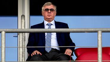 Prezes Janusz Filipiak