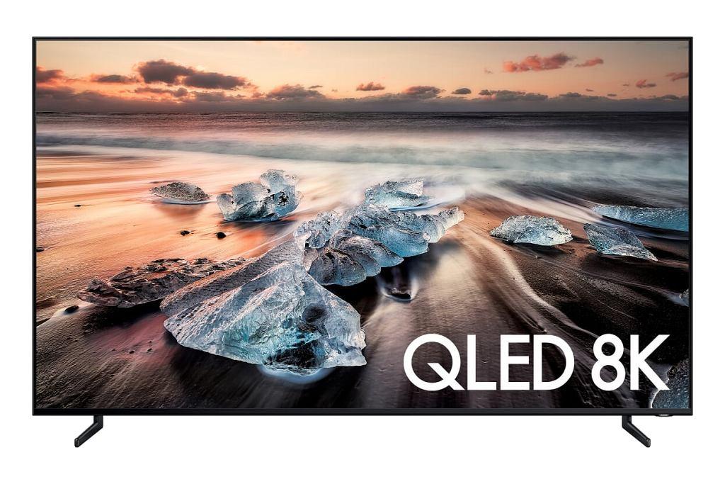Telewizor Samsung 8K QE85Q900