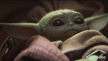 Baby Yoda z 'The Mandalorian'