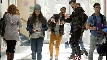 Kadr z '13 powodów', serialu Netflixa o samobójstwie nastolatki