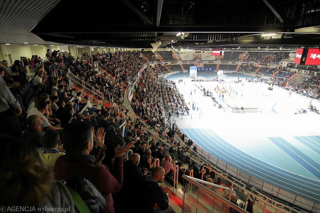 Pierwszy w historii mecz Polskiego Cukru w hali w Toruniu