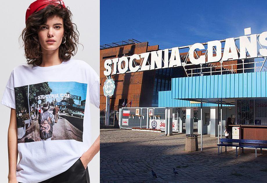5c35eb22bdcd2 Stocznia Gdańska na ubraniach Reserved. Kolekcja będzie sprzedawana ...