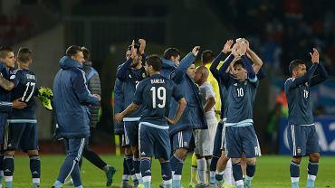 Chile Soccer Copa America Argentina Uruguay