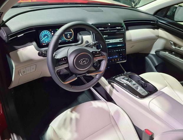 Nowy Hyundai Tucson