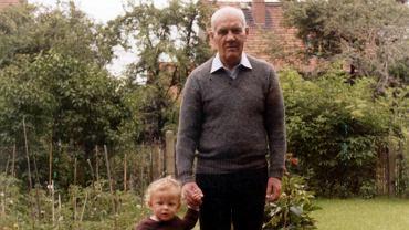 Piotr Jakub Fereński Fereński z dziadkiem Józefem
