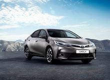 To najlepszy czas za zakup Toyoty Auris. Odchodzący model na wielkiej wyprzedaży