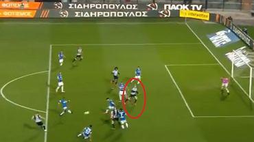 Kolejny gol Karola Świderskiego w lidze greckiej dał mu pozycję lidera strzelców