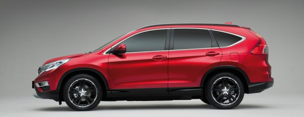 Honda CR-V po liftingu