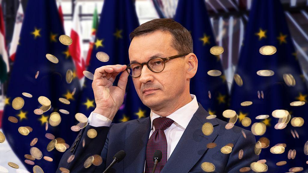 Premier Mateusz Morawiecki. (zdjęcie ilustracyjne)