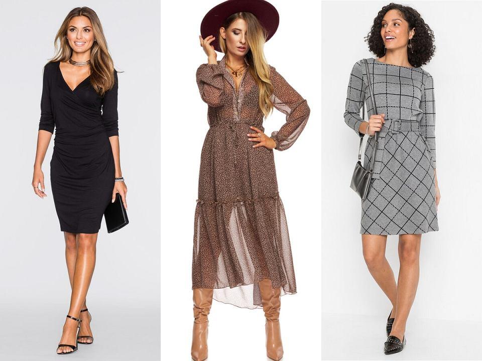 Sukienki w stylu neutralnym