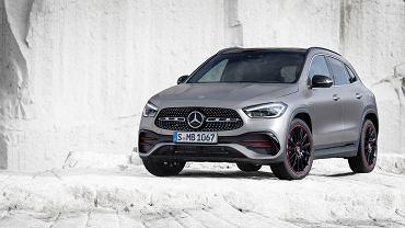 Nowy Mercedes GLA 2020
