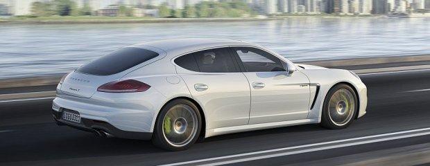 Porsche Panamera S E-Hybryd