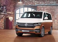 Volkswagen Multivan po faceliftingu - wersja 6.1 z nową technologią