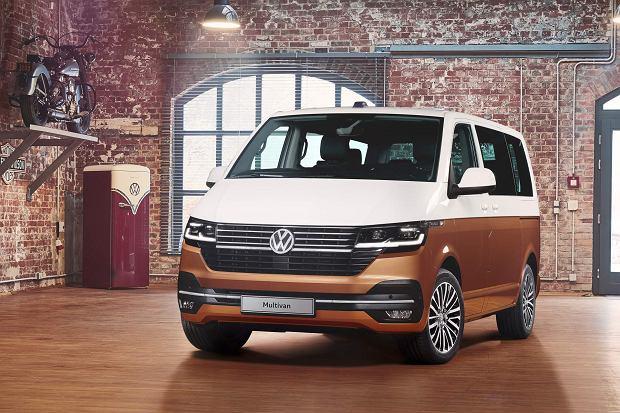 Volkswagen Multivan Po Faceliftingu Wersja 61 Z Nową