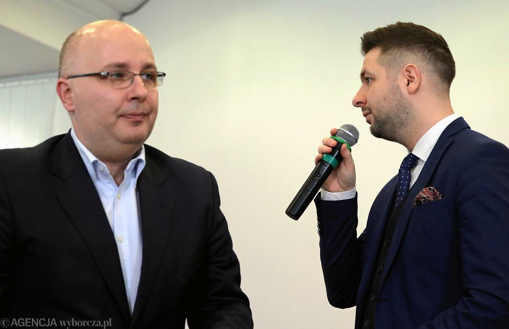 Patryk Jaki oficjalnie przeprosił Roberta Kropiwnickiego. Zdjęcie ilustracyjne