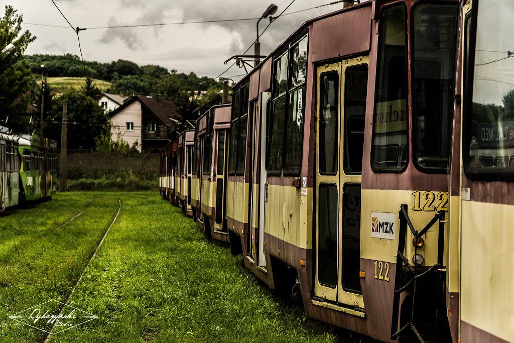 Zajezdnia tramwajowa w Gorzowie