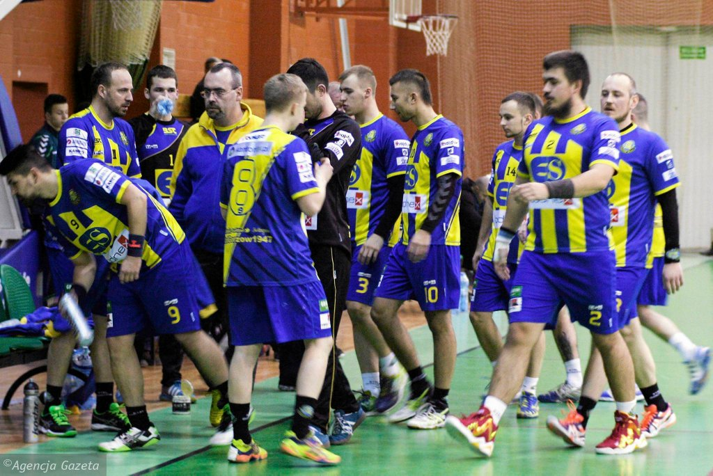 Druga liga piłkarzy ręcznych: Kancelaria Andrysiak Stal Gorzów - Sambor Tczew 35:24 (13:10)