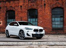 Opinie Moto.pl: BMW X2 M35i - hot hatch nie musi być hatchbackiem