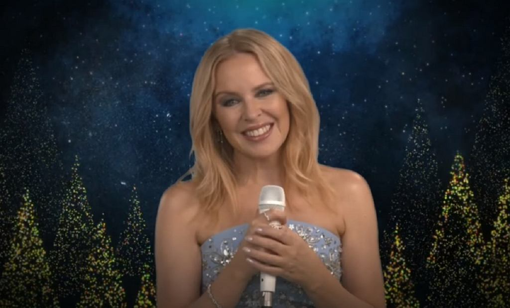 Kylie Minogue & Delta Goodrem - When You Wish Upon A Star (Christmas with Delta Goodrem 2020)